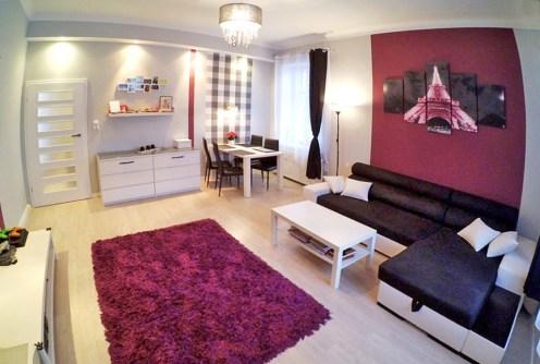 na zdjęciu wnętrze bardzo luksusowego apartamentu do sprzedaży w Inowrocławiu