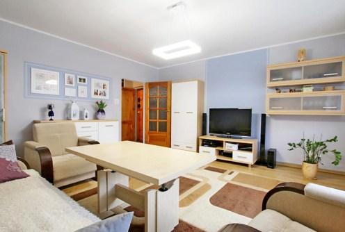 na zdjęciu ekskluzywne wnętrze luksusowego apartamentu na sprzedaż w Szczecinie