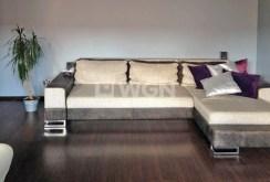 na zdjęciu fragment salonu w luksusowym apartamencie do wynajmu w Szczecinie