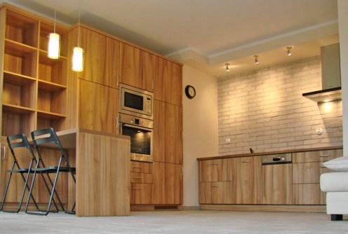 na zdjęciu wnętrze luksusowego apartamentu do wynajęcia w Szczecinie