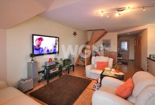 na zdjęciu ekskluzywne wnętrze luksusowego apartamentu na wynajem w Szczecinie
