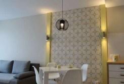 fragment salonu w komfortowym apartamencie do wynajmu w Szczecinie