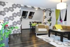 górny poziom komfortowego apartamentu w okolicach Legnicy do sprzedaży