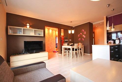 luksusowe wnętrze ekskluzywnego apartamentu na wynajem w Szczecinie