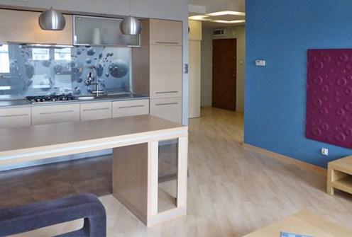 nowoczesne wnętrze luksusowego apartamentu do sprzedaży w Piotrkowie Trybunalskim