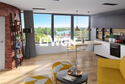 na zdjęciu luksusowe wnętrze ekskluzywnego apartamentu na sprzedaż w okolicach Piły