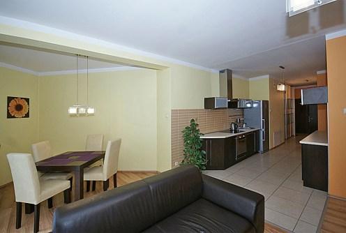 luksusowe wnętrze ekskluzywnego apartamentu do wynajęcia w Katowicach