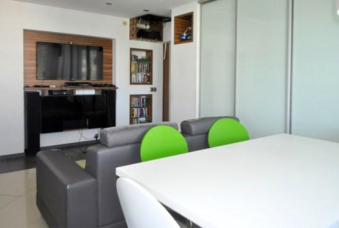 ekskluzywne wnętrze luksusowego apartamentu do sprzedaży w Częstochowie