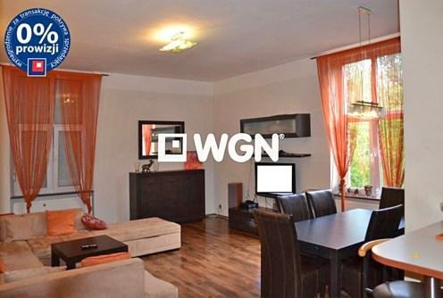 ekskluzywny salon w luksusowym apartamencie do sprzedaży w Legnicy