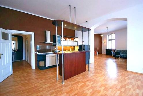 luksusowe wnętrze ekskluzywnego apartamentu do wynajęcia w Szczecinie