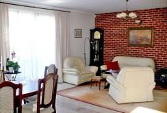 luksusowy salon w ekskluzywnej willi do sprzedaży w Toruniu