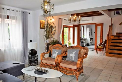 luksusowe wnętrze ekskluzywnej willi do sprzedaży w okolicy Legnicy