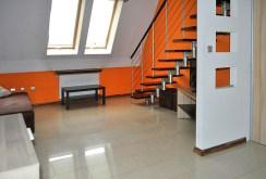 fragment komfortowego wnętrza luksusowego apartamentu w Częstochowie na wynajem