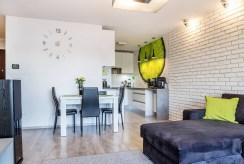 prestiżowe wnętrze ekskluzywnego apartamentu do sprzedaży w Krakowie