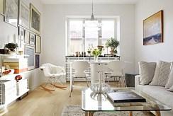 ekskluzywnie zaprojektowany i urządzony pokój w luksusowym apartamencie do sprzedaży w Kwidzynie