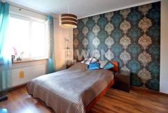 elegancka sypialnia w luksusowym apartamencie w Szczecinie na sprzedaż