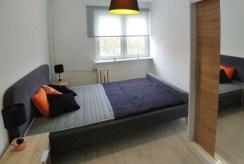 zaciszna, prywatna sypialnia w luksusowym apartamencie w Szczecinie na sprzedaż