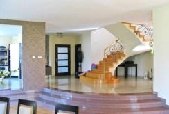 luksusowe wnętrze ekskluzywnej willi do sprzedaży w Częstochowie