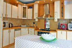 umeblowana i urządzona kuchnia w luksusowej willi w Kwidzynie na sprzedaż