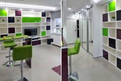 dwa luksusowe pokoje w ekskluzywnym apartamencie do wynajmu w Katowicach