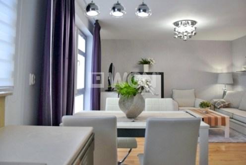 wytworne wnętrze ekskluzywnego apartamentu do wynajmu w Słupsku