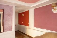 wytworny i elegancki przedpokój w ekskluzywnym apartamencie w okolicach Kępna na wynajem