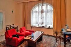 widok na salon w luksusowej willi do sprzedaży w okolicach Bielska-Białej