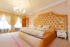 prywatna i zaciszna sypialnia w luksusowym apartamencie o wynajmu w Tarnowie