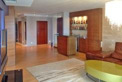 fragment komfortowego wnętrza luksusowego apartamentu Katowice na sprzedaż