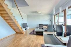 fragment jednego z komfortowych pomieszczeń w luksusowym apartamencie do sprzedaży Szczecin
