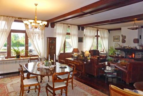 prestiżowy salon w ekskluzywnej willi do sprzedaży Kwidzyn
