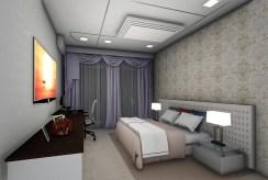 zaciszna, prywatna sypialnia w luksusowym apartamencie do sprzedaży Ustroń