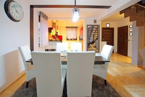nowoczesne wnętrze luksusowej willi do sprzedaży Legnica (okolice)