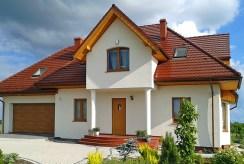 reprezentacyjne wejście do ekskluzywnej willi do sprzedaży Legnica (okolice)