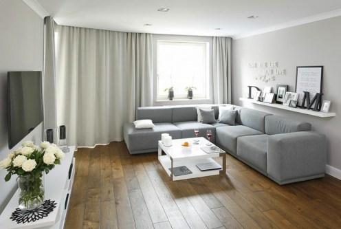 luksusowy salon w ekskluzywnym apartamencie do sprzedaży Grudziądz