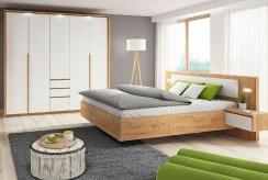 prywatna, zaciszna sypialnia w luksusowym apartamencie do sprzedaży Grudziądz