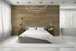 na zdjęciu zaciszna, prywatna sypialnia w apartamencie do sprzedaży Grudziądz