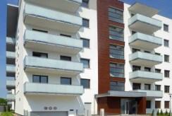 na zdjęciu luksusowy apartamentowiec, w którym znajduje się oferowany na wynajem luksusowy apartament Piotrków Trybunalski