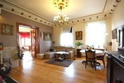 przestronne, eleganckie wnętrze luksusowego apartamentu na sprzedaż Szczecin