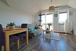komfortowe, wytworne wnętrze luksusowego apartamentu do sprzedaży Kraków