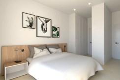 prywatna, zaciszna sypialnia w luksusowym apartamencie do sprzedaży Hiszpania (San Pedro Del Pinata)