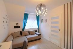 komfortowa sypialnia w ekskluzywnej willi na sprzedaż Gorzów Wielkopolski