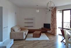 komfortowy salon w luksusowym apartamencie na sprzedaż Bułgaria