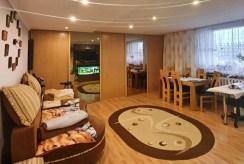 widok na prestiżowe wnętrze luksusowego apartamentu na sprzedaż Chrzanów (okolice)