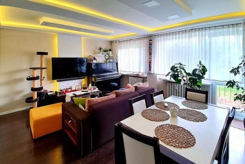 nowoczesne wnętrze ekskluzywnego apartamentu do sprzedaży Inowrocław