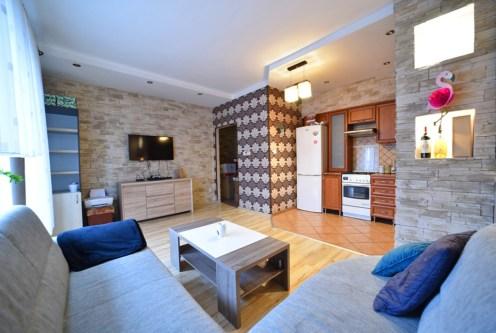 prestiżowe wnętrze luksusowego apartamentu do wynajęcia Bolesławiec