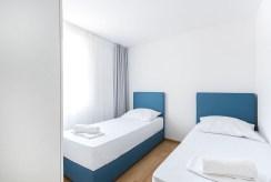 zaciszna sypialnia w ekskluzywnym apartamencie do sprzedaży Chorwacja (Sovlje)