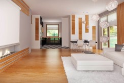 komfortowe wnętrze ekskluzywnej willi do sprzedaży Kalisz