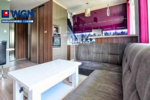 kameralne wnętrze ekskluzywnego apartamentu do sprzedaży Gdańsk
