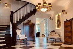 eleganckie wnętrze luksusowej willi do wynajmu Ustka (okolice)